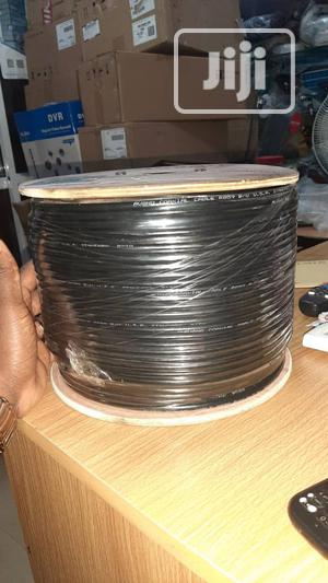Rg59 CCTV Video And Power Cable | Security & Surveillance for sale in Lagos State, Ikeja