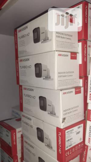 5mp Hikvision Cctv Camera | Security & Surveillance for sale in Lagos State, Ikeja