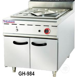 Advanspid Industrial Gas Bain Marie With Cabinet   Restaurant & Catering Equipment for sale in Lagos State, Ikeja