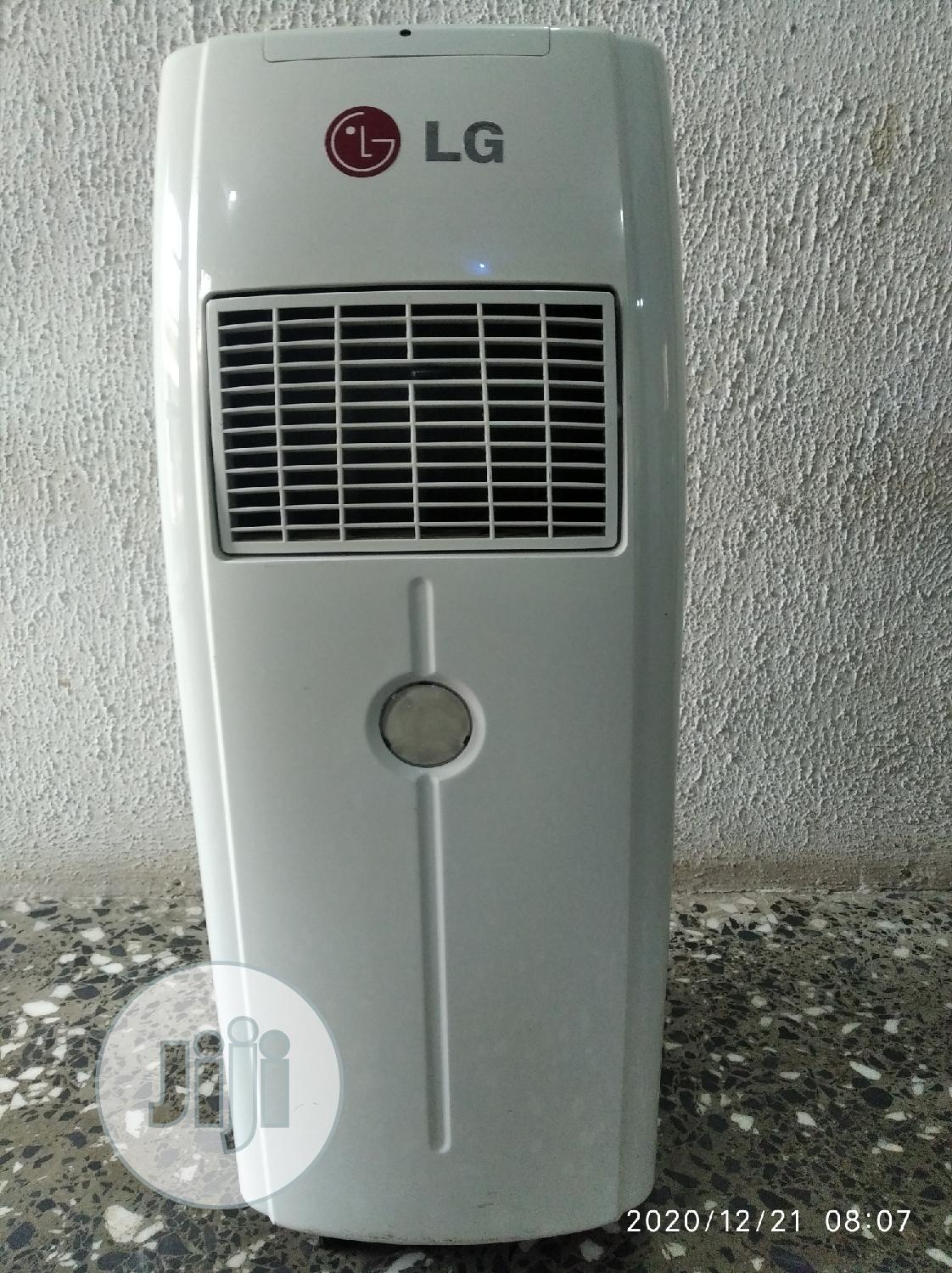 Portable 1hp Mobile AC . | Home Appliances for sale in Ikeja, Lagos State, Nigeria