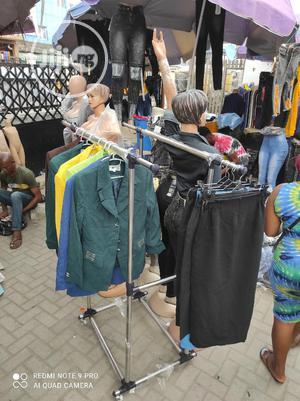 Cloth Hanging Rack | Store Equipment for sale in Lagos State, Lagos Island (Eko)