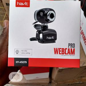 Havit HV-N5079 Webcam Pro HD 30W Video Calling USB 2.0 | Computer Accessories  for sale in Lagos State, Ikeja