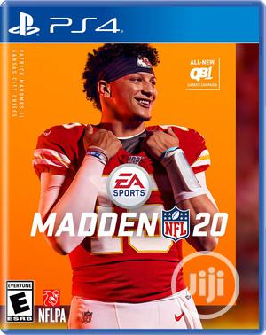Madden Nfl 20 - Playstation 4   Video Games for sale in Lagos State, Ikeja