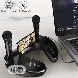 St_2020 Mini Karaoke Bluetooth Speaker   Audio & Music Equipment for sale in Lagos State, Apapa
