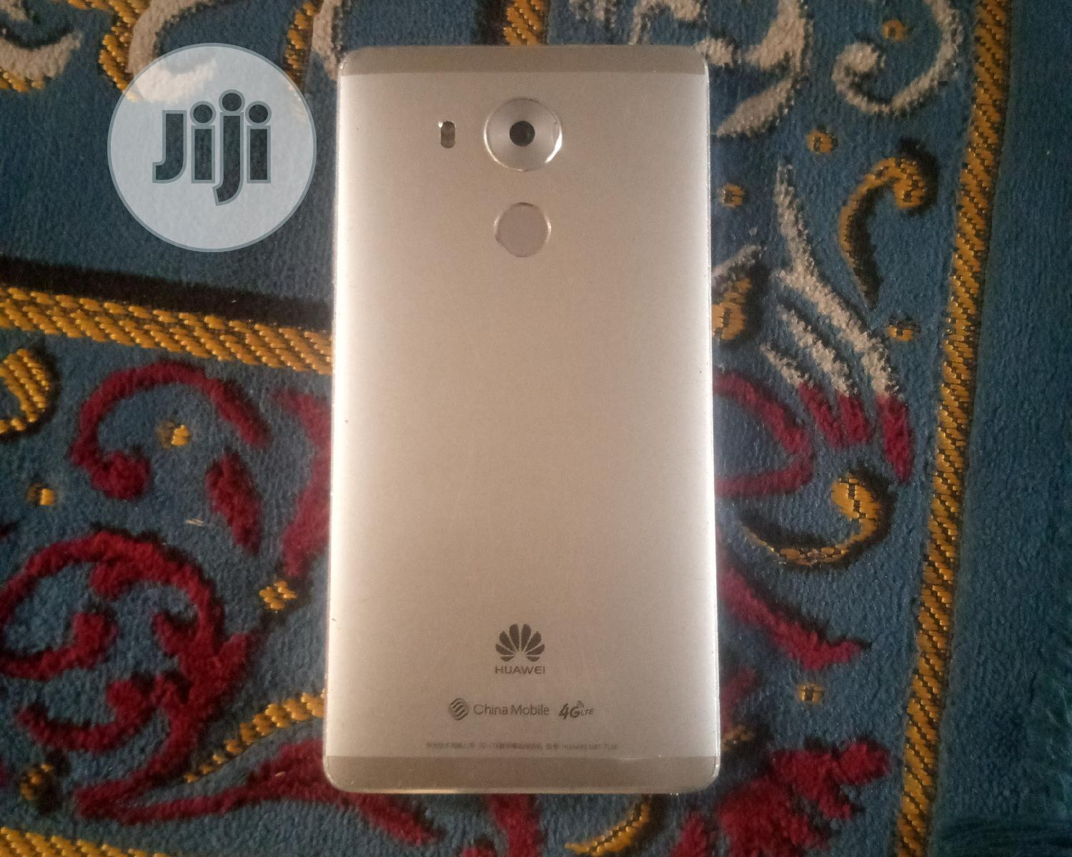 Archive: Huawei Mate 8 32 GB Silver