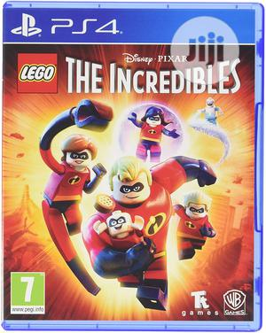 Lego the Incredibles Ps4 | Video Games for sale in Lagos State, Ikeja