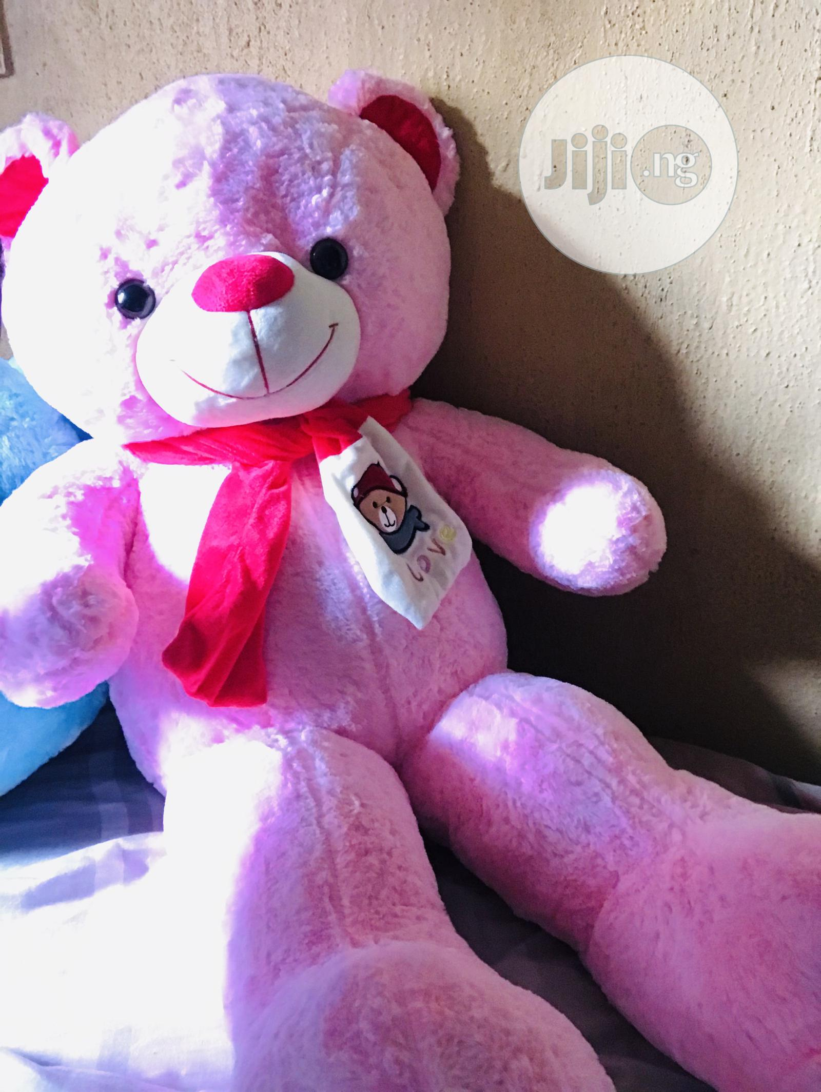 Giant Teddybear Available in Different Colors | Toys for sale in Gwarinpa, Abuja (FCT) State, Nigeria