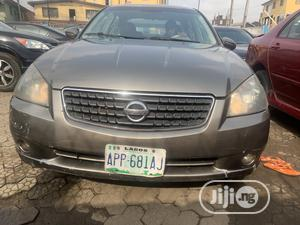Nissan Altima 2006 2.5 S Gold | Cars for sale in Lagos State, Ikeja