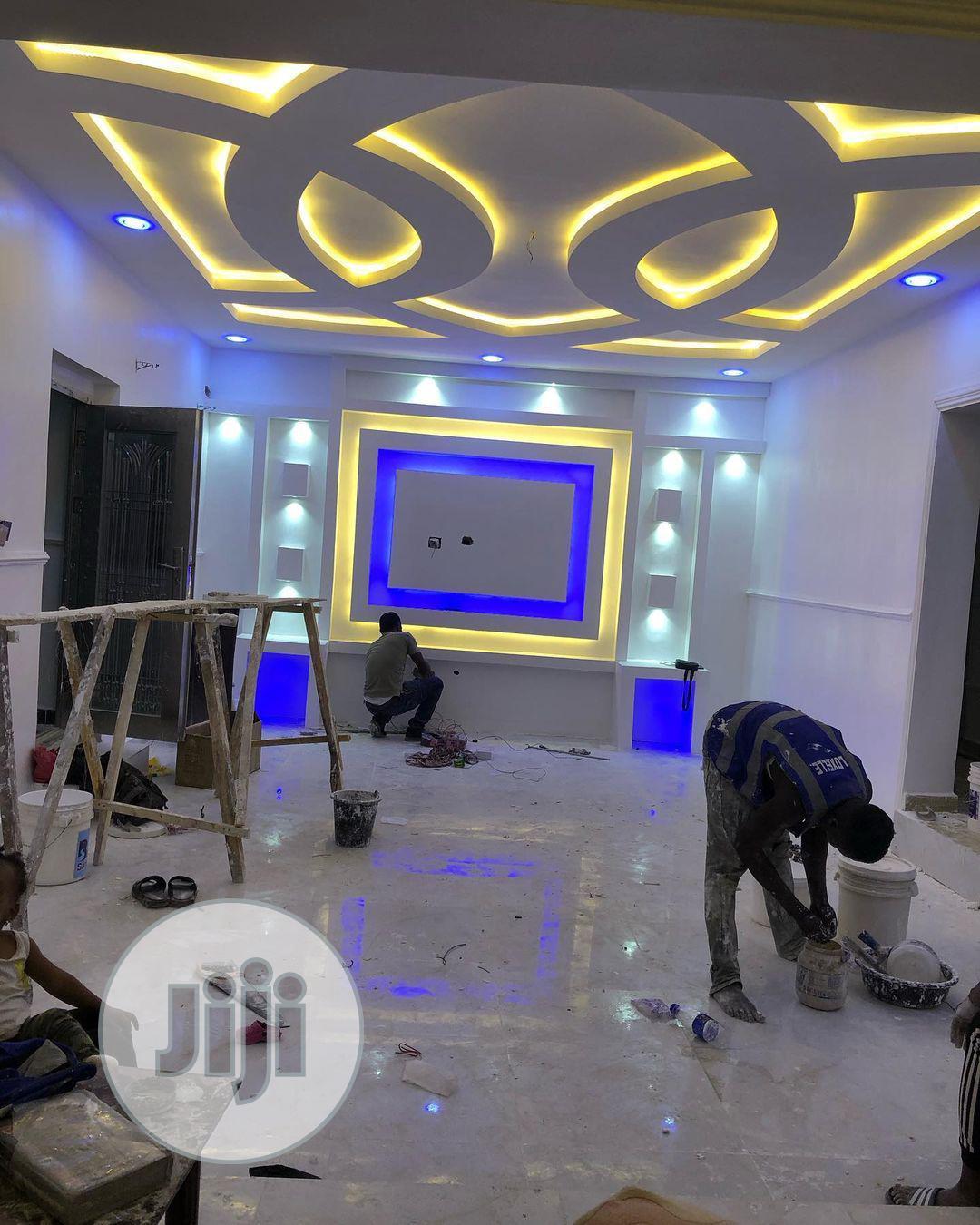 Archive: Best Pop Ceiling / Tv Stand Installer in Nigeria