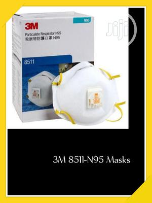 3M 8511 -N95 Masks | Medical Supplies & Equipment for sale in Lagos State, Ikeja