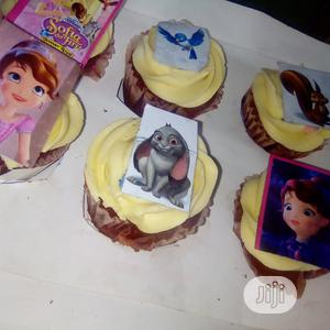 Freshly Baked Sofia Red Velvet Cupcakes | Meals & Drinks for sale in Lagos State, Ikotun/Igando