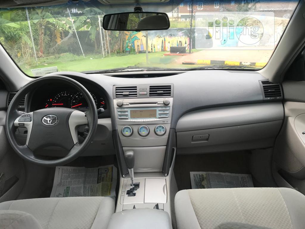 Toyota Camry 2009 Silver | Cars for sale in Abule Egba, Lagos State, Nigeria