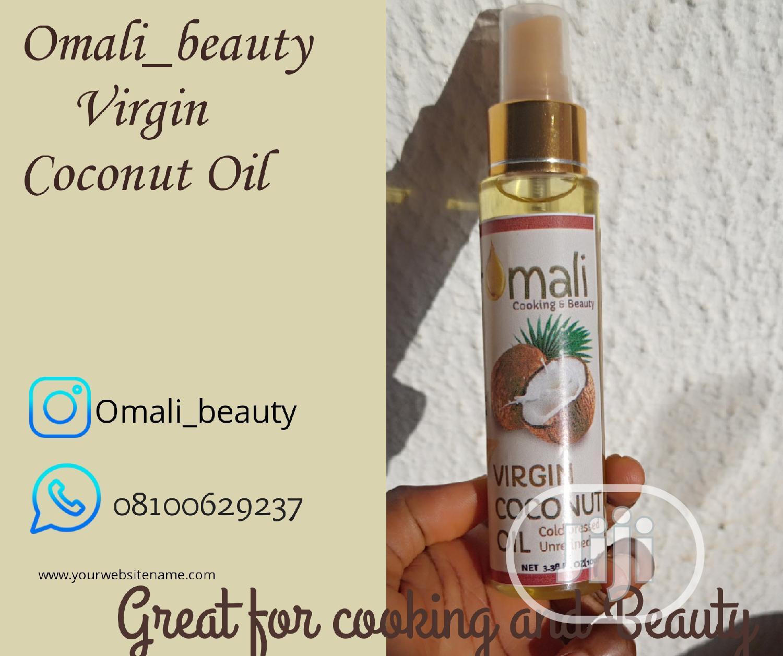 Archive: Unrefined Virgin Coconut Oil