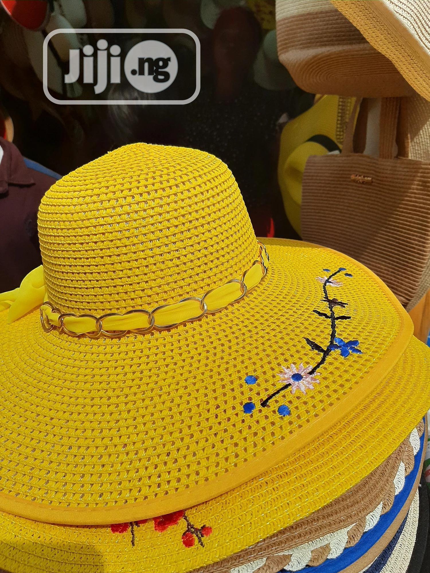 Archive: Beach Hats