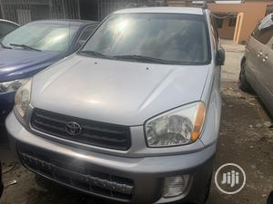Toyota RAV4 2005 Silver | Cars for sale in Lagos State, Surulere