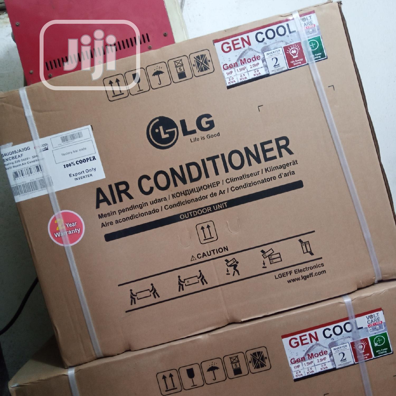 LG Air Conditioner Split Unit 1hp Inverter