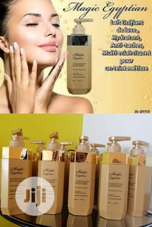 Magic Egyptian Luxury Milk Toning Care Treatment -anti-aging | Skin Care for sale in Lagos State, Apapa