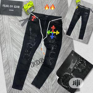 Quality Jeans Trouser   Clothing for sale in Lagos State, Lagos Island (Eko)