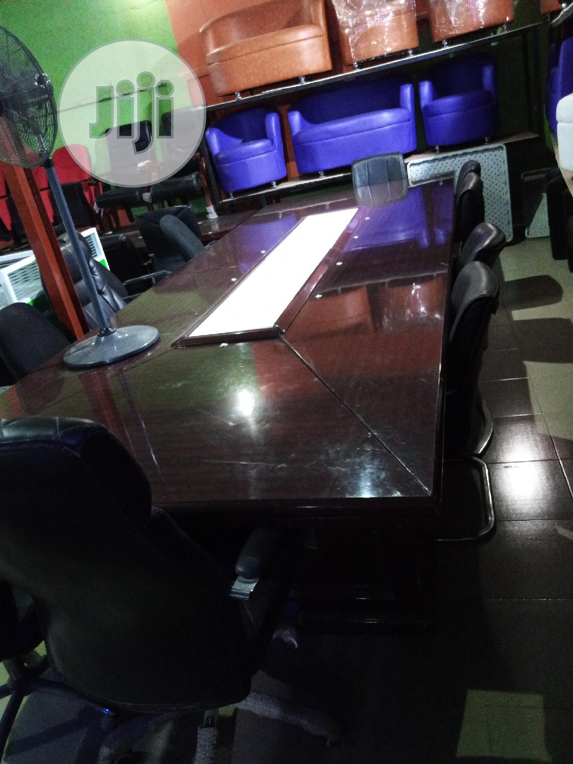 Executive 3meter Conference Table