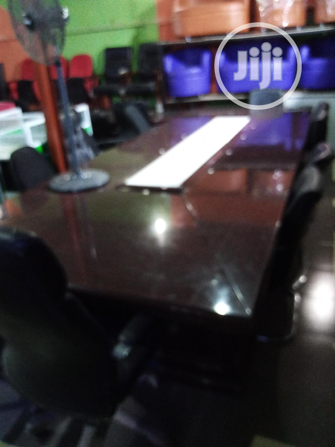 Executive 3meter Conference Table | Furniture for sale in Ojo, Lagos State, Nigeria