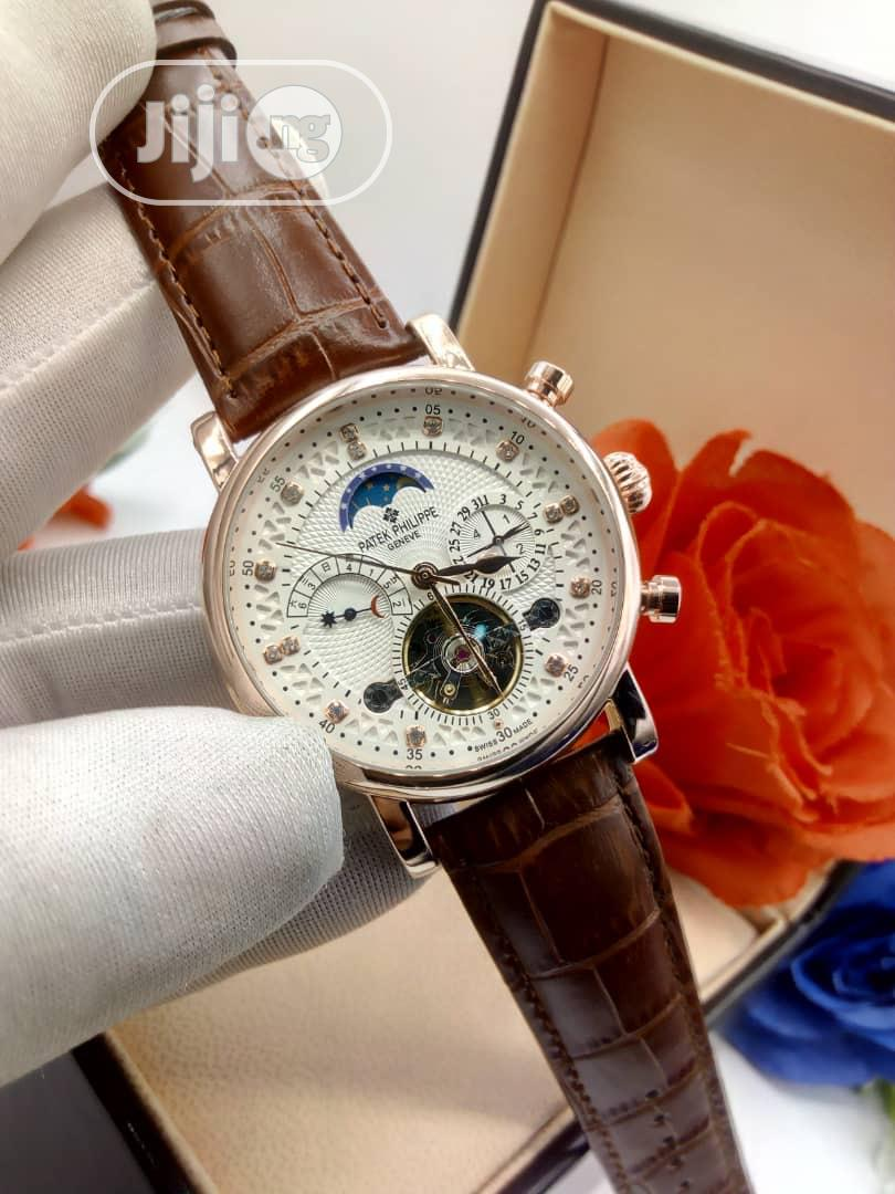 Patek Phillipe Automatic Wristwatch