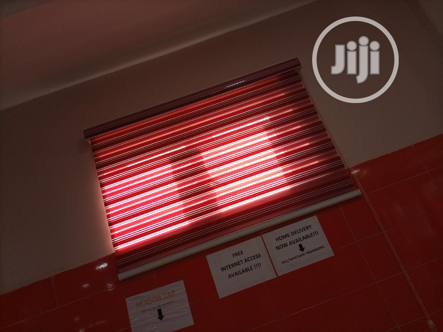 Different Types Of Window Blinds | Home Accessories for sale in Abeokuta South, Ogun State, Nigeria