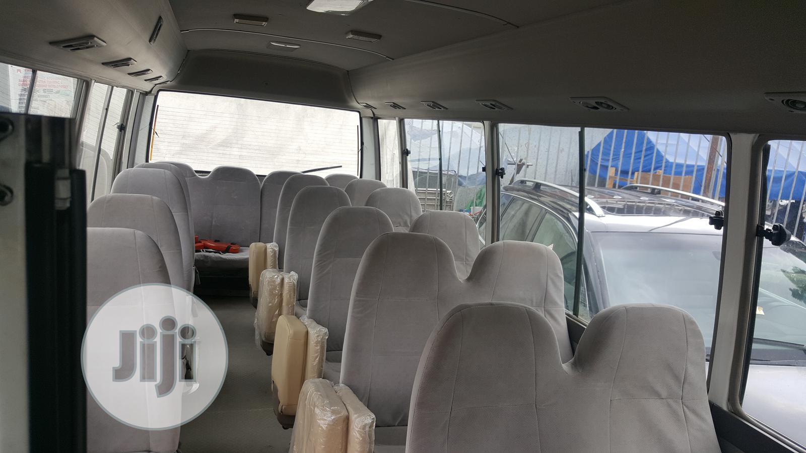 Toyota Coaster Bus 2012   Buses & Microbuses for sale in Lagos Island (Eko), Lagos State, Nigeria