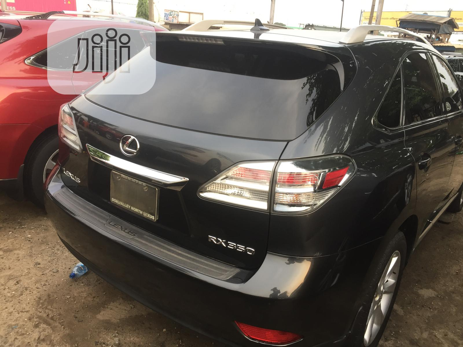 Lexus RX 2010 350 Gray | Cars for sale in Apapa, Lagos State, Nigeria