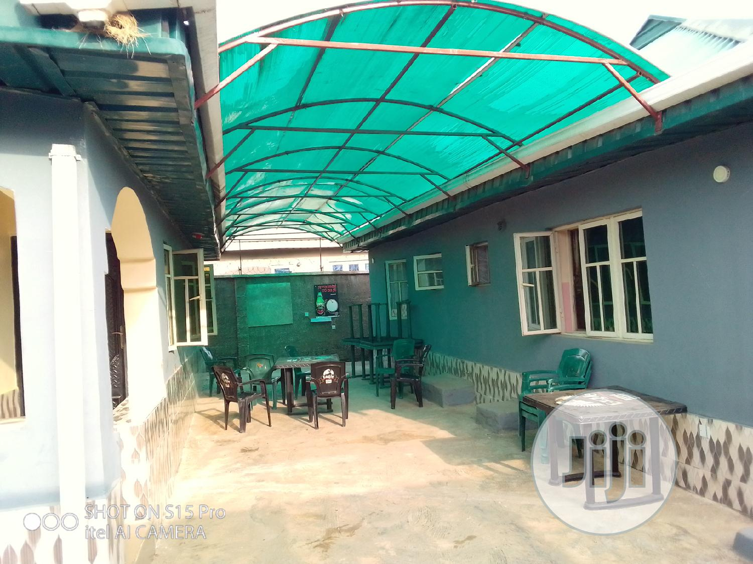 Fully Functioning 12 Rooms Hotel For Sale | Commercial Property For Sale for sale in Oluwo, Egbeda, Nigeria