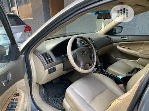 Honda Accord 2005 Automatic Gray | Cars for sale in Lagos State, Ajah
