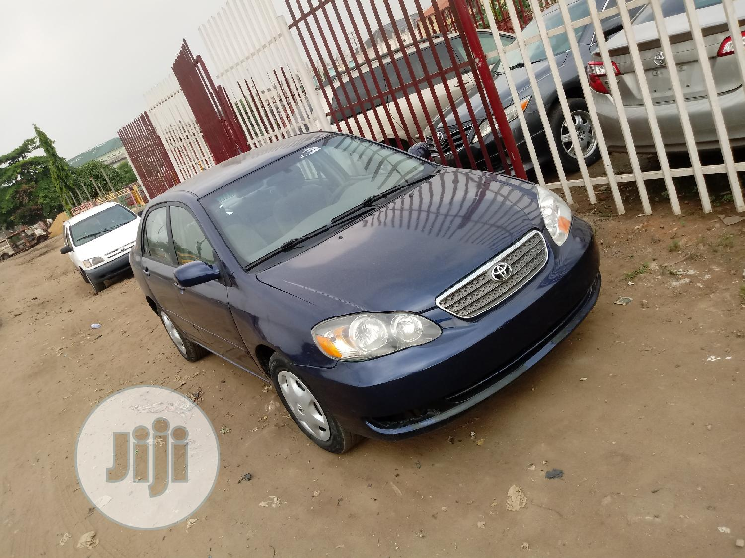Archive: Toyota Corolla 2003 Sedan Automatic Blue