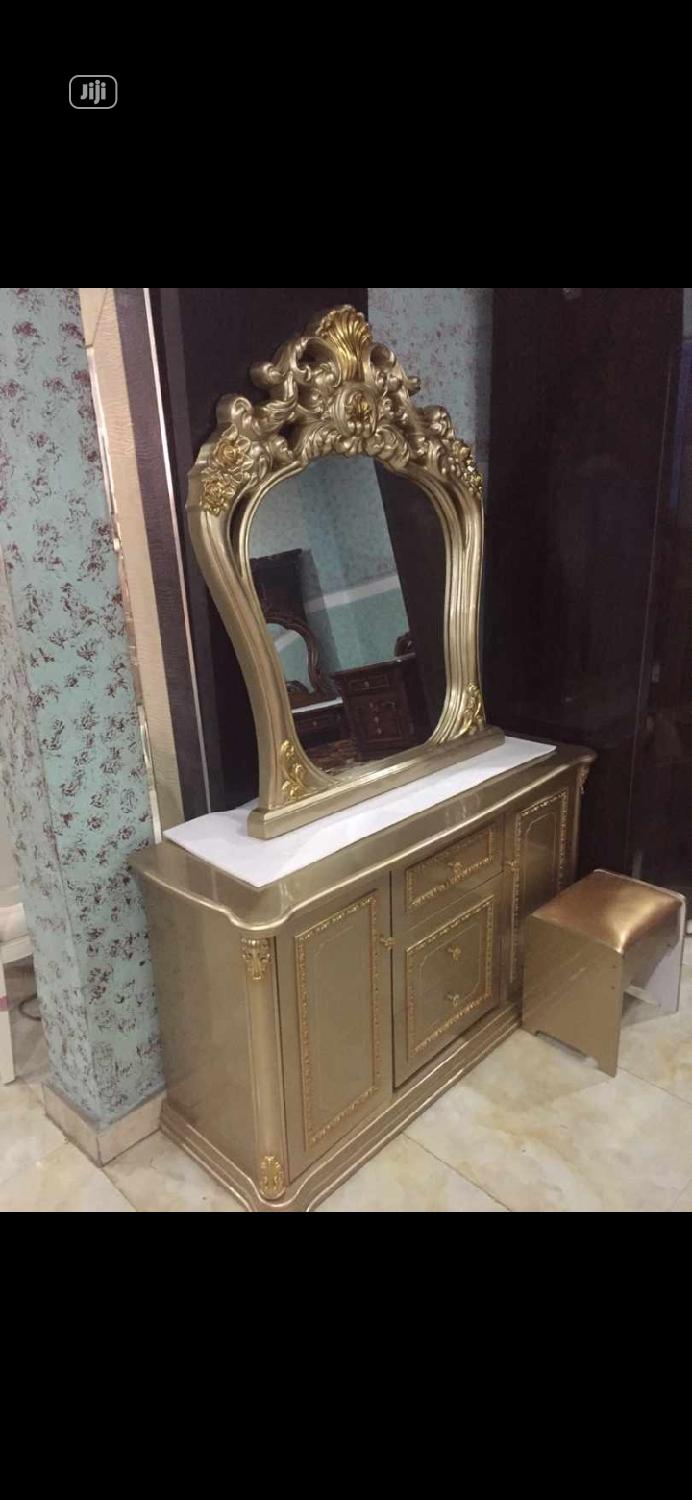 Brand New Imported Royal Set of Bed With Semi Orthopaedic