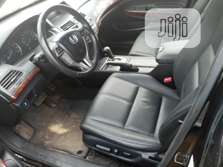 Honda Accord CrossTour 2012 EX-L Black | Cars for sale in Amuwo-Odofin, Lagos State, Nigeria