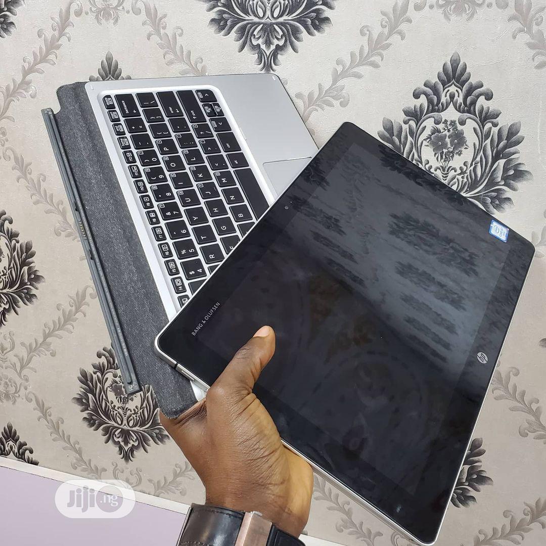 Laptop HP Elite X2 1012 8GB Intel Core M SSD 256GB | Laptops & Computers for sale in Ikeja, Lagos State, Nigeria