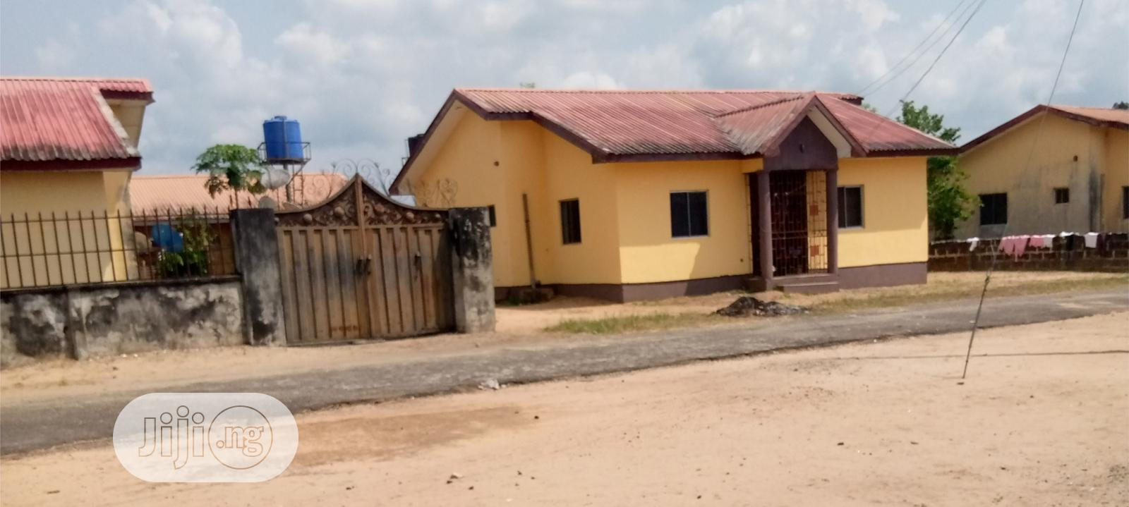 For Sale at Oleh, Delta State: 3 BR Flat in a LCHE