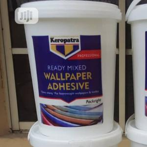 Ready Use Wallpaper Glue/Adhesive Premixed | Building Materials for sale in Lagos State, Alimosho