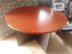 Round Meeting Table 120cm   Furniture for sale in Abia State, Aba North