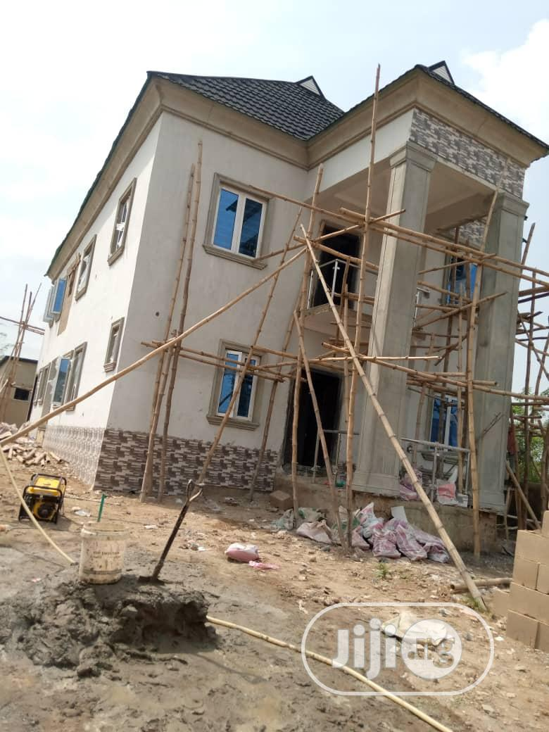 Newly Built 5 Bedroom Duplex | Houses & Apartments For Sale for sale in Akala Express, Ibadan, Nigeria