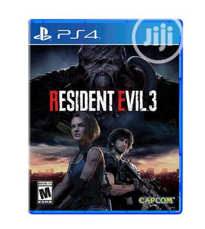 Resident Evil 3 - Playstation 4 | Video Games for sale in Lagos State, Ikeja