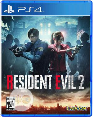 Resident Evil 2 - Playstation 4 | Video Games for sale in Lagos State, Ikeja