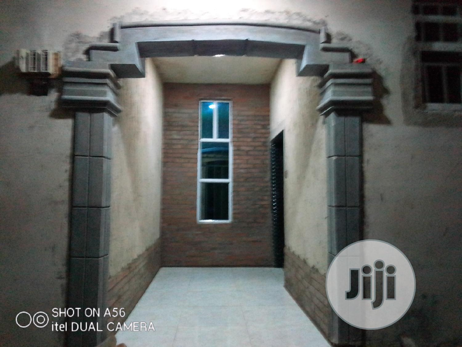 Uncompleted Duplex With Total Of Five Room All In Suit..