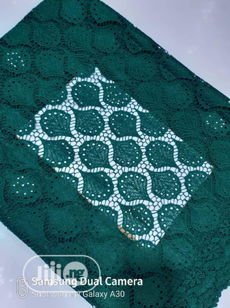 Quality Cord Lace Fabrics | Clothing for sale in Lagos Island (Eko), Lagos State, Nigeria