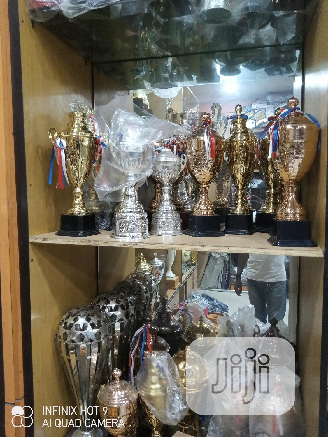 Archive: Trophy Collection