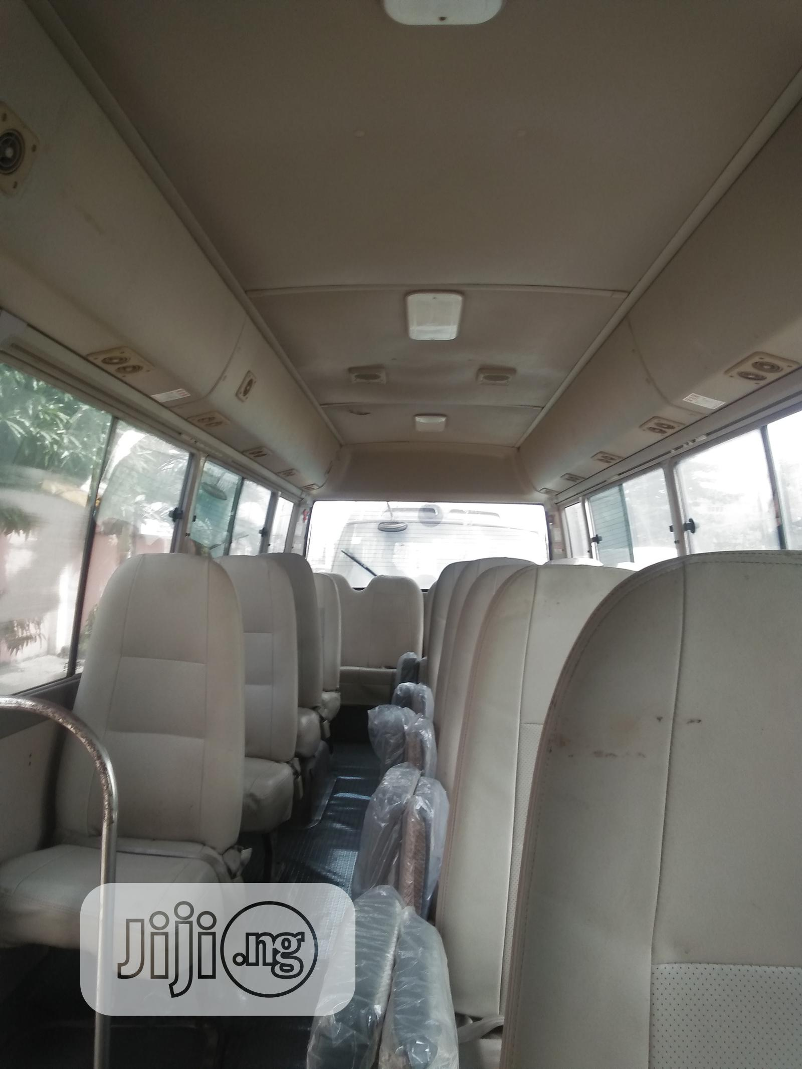 Tokunbo Toyota Coaster Bus | Buses & Microbuses for sale in Ikeja, Lagos State, Nigeria