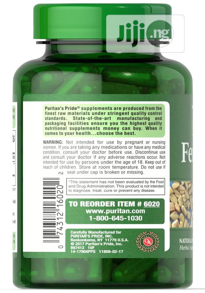 Archive: Fenugreek Natural Wonder Herb