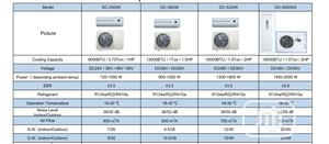 DC Solar Air Conditioner. 1 HP 24V | Solar Energy for sale in Lagos State, Ojo