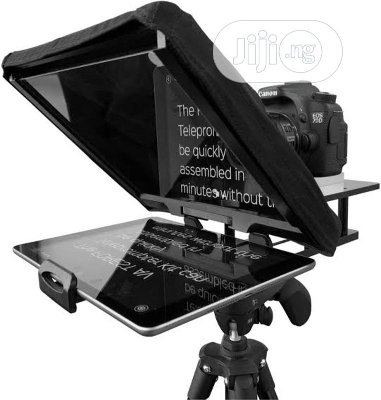 Speech Reminder On Camera,Teleprompter Live Videotext Shower