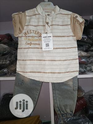 Shirt and Trouser for Boys | Children's Clothing for sale in Abuja (FCT) State, Gwarinpa