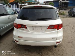 Acura RDX 2008 Automatic White | Cars for sale in Lagos State, Apapa