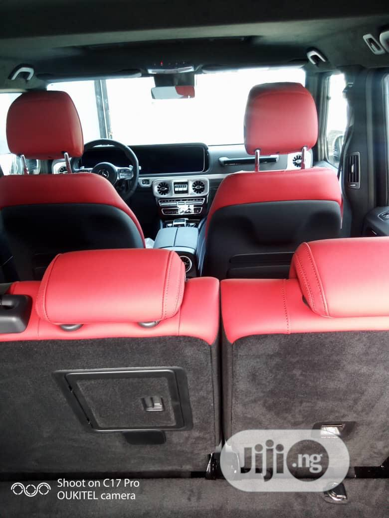 Mercedes-Benz G-Class 2020 Base G 550 AWD Black | Cars for sale in Lekki, Lagos State, Nigeria